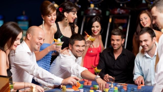 online casino players patience
