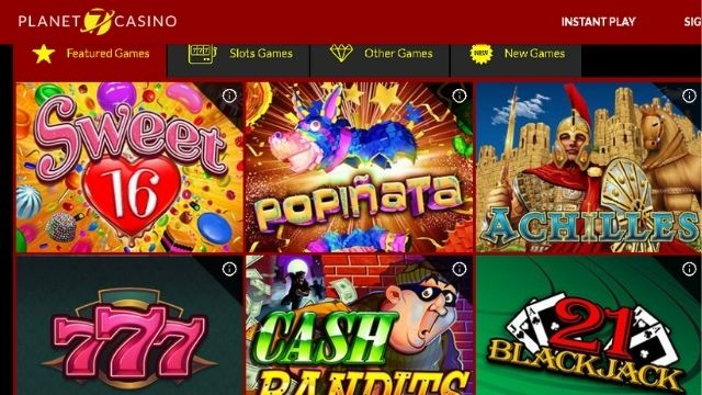 mobile online casinos planet casino